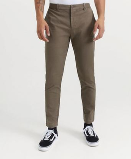 Legends BYXOR Century Trousers Brun