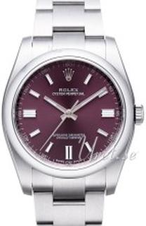 Rolex 116000-0010 Oyster Perpetual 36 Lilla/Stål Ø36 mm