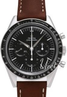 Omega 311.32.40.30.01.001 Speedmaster Moonwatch Numbered Edition 39.7mm Svart/L