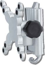 WH21 - Wall mount silver for audio/video WH21