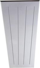 Elektrische radiator Modern Vertical RF (keuken radiator) | 1200 Watt met RF zender, Elektrische radiatoren x