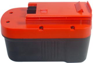 Ersättningsbatteri BLACK & DECKER 24V 2000mAh Ni-MH