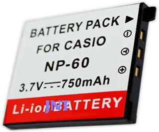 Ersättningsbatteri NP-60