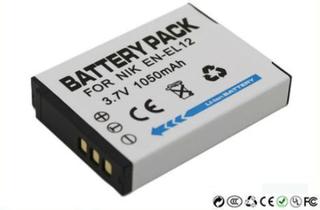 Ersättningsbatteri EN-EL12