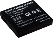 Ersättningsbatteri DMW-BCE10