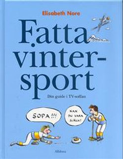 Fatta vintersport : Din guide i TV-soffan