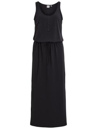 OBJECT COLLECTORS ITEM Simple Maxi Dress Women Black
