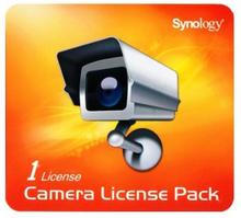 Synology Surveillance Station 1 kameralisens