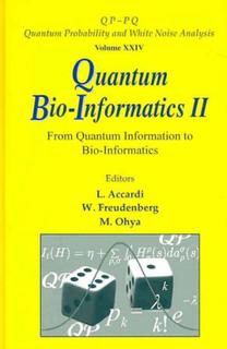 Quantum Bio-informatics Ii: From Quantum Informati