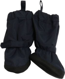 Wheat Outerwear Booties Navy