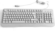 TestLab Ergonomisk Vaskbart Tastatur 4060