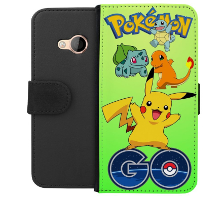 HTC U Play Plånboksfodral Pokemon Go - CDON.COM