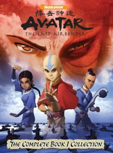 Avatar The Last Airbender Book 1 (3 disc)