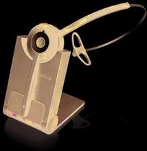 Jabra PRO 920 Mono DECT, trådlöst headset, DECT 1.8/US DECT 6.0, sva