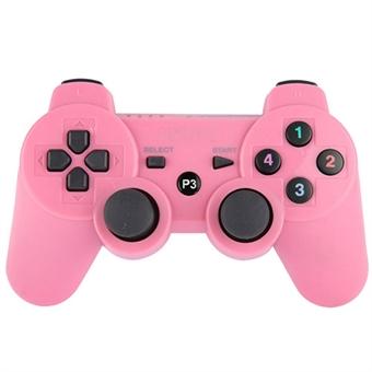 Langaton Gamepad PS3 – Pinkki