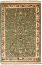 Sarina - Grön matta 140x200 Orientalisk Matta