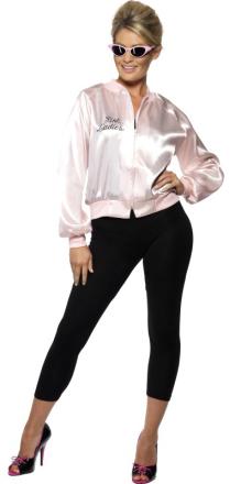 Kostume Pink Ladies 50'er voksen - Vegaoo.dk