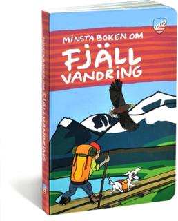 Calazo Minsta boken om fjällvandring Barn 2019 Bøker og DVDer