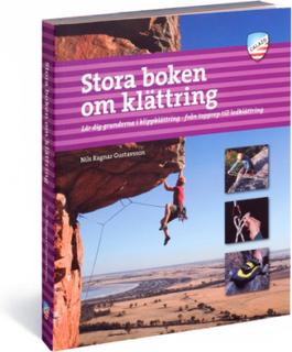 Calazo Stora boken om klättring 2:a upplagan 2019 Bøker og DVDer