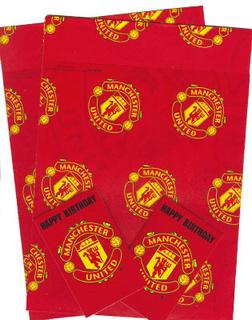 Manchester united presentpapper