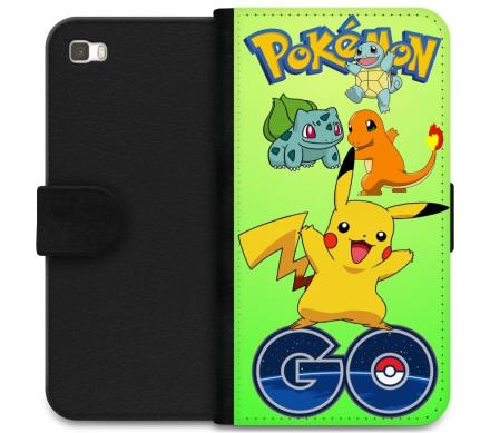 Huawei P8 Lite 2015 Plånboksfodral Pokemon Go - CDON.COM