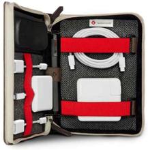 Twelve South BookBook CaddySack Pung til MacBook oplader, kabler & adaptere
