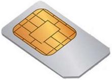 """Tilbehør til """"GPS Tracker"""" Simkort fra Oister inkl.50kr taletid uden pin"""