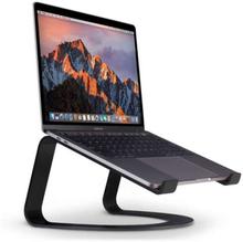 Twelve South Curve til MacBook, matte black   desktop stand til Apple notebooks