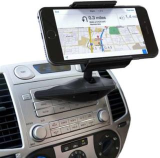 Satechi Universal mobile holder til bil CD pladsen