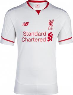 Liverpool matchtröja borta 2015-16