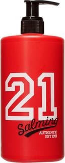 Kjøp Salming 21 Red Hair & Body Shower, 500ml Salming Shower Gel Fri frakt