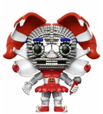 POP! Vinyl Five Nights at Freddy's - Jumpscare Baby Exclusive