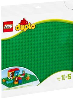 LEGO DUPLO, Stor grön byggplatta 2304