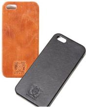 Nic & Mel iPhone 5c Cover Cognac