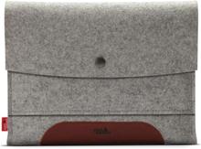 Merino iPad Air sleeve Grå
