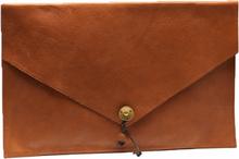 PAP læder iPad Pro 12.9 Cognac
