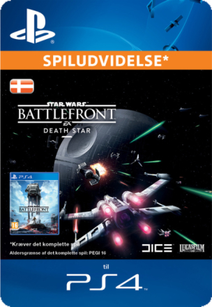 STAR WARS Battlefront Death Star (Denmark) - CDON.COM