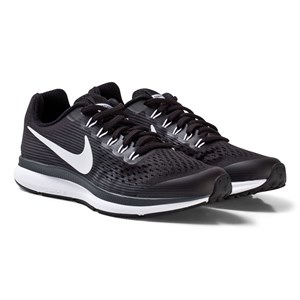 NIKE Nike Air Zoom Pegasus 34 Junior Skor i Svart 36.5 (UK 4)
