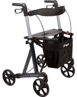 Buffalo Rollator - Ekstra bred rollator