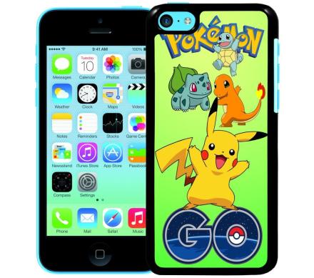 Apple iPhone 5c Mobilskal Pokemon Go - CDON.COM