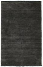 Handloom fringes - Svart / Grå teppe 80x120 Moderne Teppe