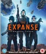 The Expanse - Season 3 (Blu-ray) (Tuonti)