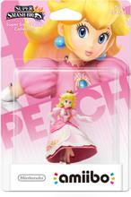 Amiibo Princess Peach no. 2 (Super Smash Bros. Collection) - Tillbehör för spelkonsol - Switch