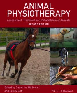 Dyrefysioterapi. Vurdering, behandling og rehabilitering af dyr