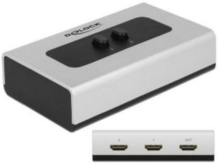 Kontakt DELOCK 87663 2 x HDMI