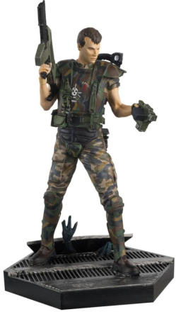 The Alien & Predator Figurine Collection - Hudson