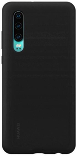 Mobilcover Huawei P30 Huawei Smart View Flip Cover Gennemsigtig
