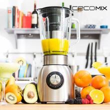 Kop-blender Cecomix Power Titanium 1250 1,8 L 1250W Stål