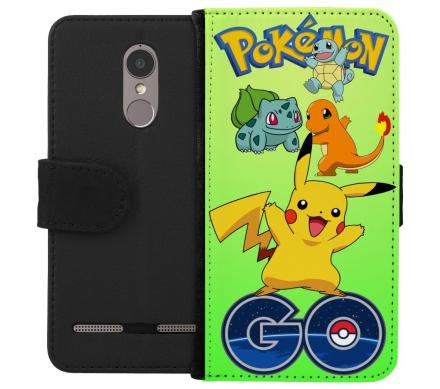 Lenovo K6 Plånboksfodral Pokemon Go - CDON.COM