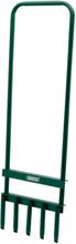 Draper Tools Gräsmatteluftare 29x93 cm grön 30565